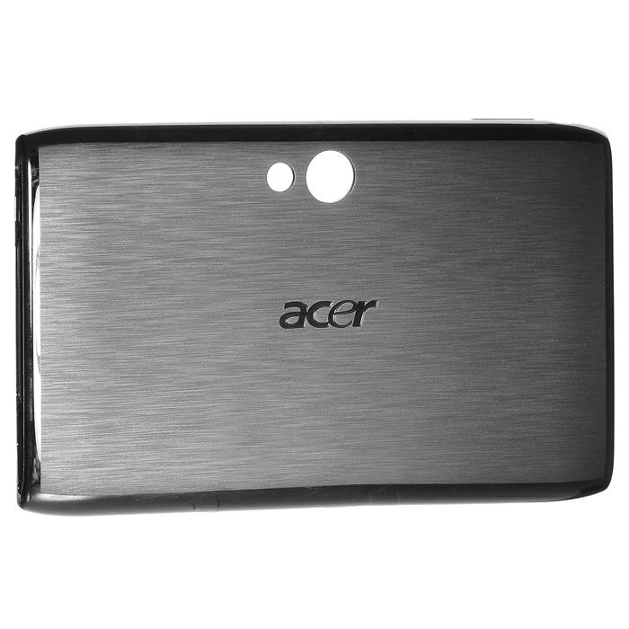 Acer Bump Case для A100, Black (LC.BAG0A.065)LC.BAG0A.065Acer Bump Case - противоударный чехол для Acer Iconia A100. Чехол обеспечит надежную защиту Вашего устройства и обеспечит доступ ко всем портам и разъемам.