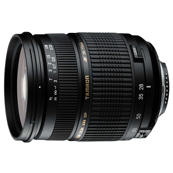 Tamron SP AF 28-75/2.8 XR Di LD Macro, Canon