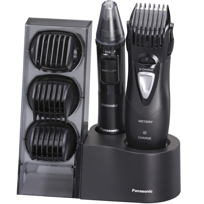 Panasonic ER-GY10-CM520ER-GY10CM520Panasonic ER-GY10-CM520 - мультитриммер для стрижки волос на теле и лице.