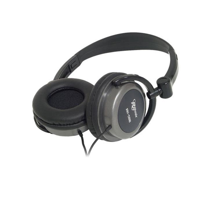 Ritmix RH-508, GreyRITMIX RH-508 greyRitmix RH-508 – универсальные наушники закрытого типа, совместимые как с плеерами, так и со стационарной техникой. Они оснащены большими излучателями для точной и правдоподобной звукопередачи. Наушники имеют складную конструкцию и поворачиваемые чашки для максимально комфортной посадки.