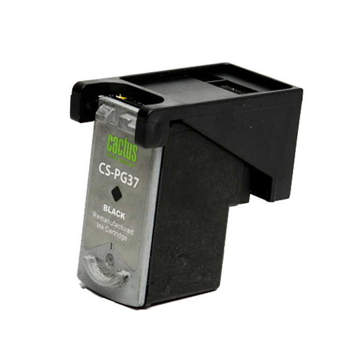 Cactus CS-PG37 для CanonCS-PG37Картридж Cactus CS-PG37 для струйных принтеров Canon.