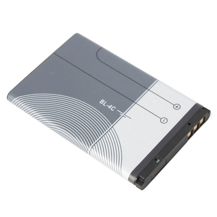 АКБ Nokia BL-4C (890 Li-Ion) для Nokia 2650/2652/5100/6100/6101/6102BL-4CЛитий-ионный аккумулятор для мобильных телефонов Nokia.
