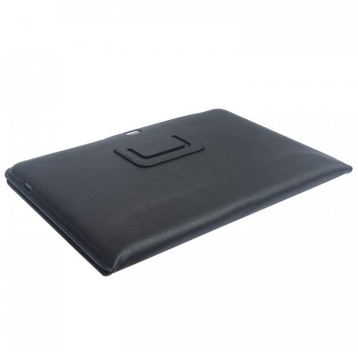 IT Baggage чехол для Samsung Galaxy Tab 10.1 P5100/P5110, BlackITSSGT1025-1Защитный тонкий чехол для устройства Samsung Galaxy Tab 10.1 P5100/P5110. Стильный чехол из искусственной кожи хорошо защищает поверхность экрана от механических повреждений. Поворотная секция позволяет пользователю фиксировать планшет как горизонтально, так и вертикально.