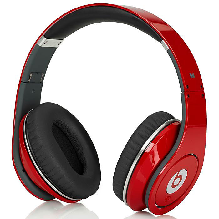 Beats by Dr Dre Studio, Red наушники monster beats в донецке