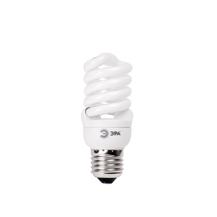 ЭРА F-SP-15-827-E27 мягкий светC0030764Лампочка ЭРА F-SP-15-827-E27 экономит до 80% электроэнергии. Адаптивная система зажиганияобеспечивает мгновенное включение и плавный разогрев лампы за 1 мин. Затраты на комунальные платежисущественно сокращаются. Повышеннаяя светоотдача. Используется качественный люминофор.Технология superbright. Энергосберегающие лампы PREMIUM по своим габаритам не больше обычной лампы накаливания. Это позволит с легкостью заменить все лампочки в доме на энергосберегающие.