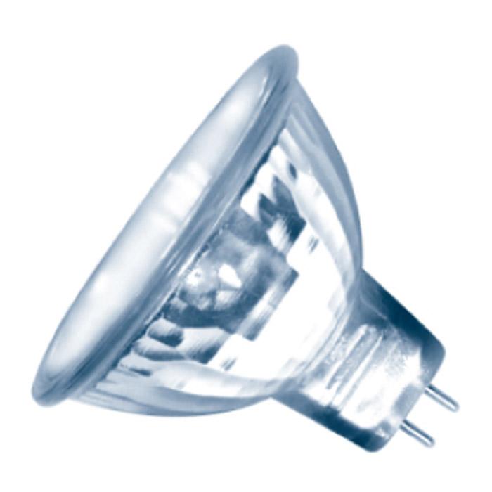 ЭРА GU5.3-JCDR-35-230C0027363Галогенные лампы сетевого напряжения с отражателем ЭРА GU5.3-JCDR-35-230 обеспечивают направленный световой поток под определенным углом для акцентного освещения и не требуют использования дополнительного трансформатора.Галогенные лампы - это следующая, после ламп накаливания, ступень эволюции светотехники. Благодаря добавлению паров галогенов (йода или брома) в инертный газ, удается избежать оседания частиц вольфрама на колбе лампы, а это в свою очередь делает лампу гораздо ярче и увеличивает срок ее службы на 20-30% за счет большей сохранности нити накаливания.Галогенные лампы широко используются в тех светильниках, где применение обычных ламп невозможно из-за особенностей конструкции, например, в дизайнерских люстрах, бра и торшерах, в точечной подсветке, в ограниченном пространстве (освещение холодильников, багажников и бардачков автомобилей) и т.д. Разнообразие форм, размеров и способов крепления галогенных ламп позволяет подобрать любую комбинацию для самых неординарных решений по освещению интерьера.