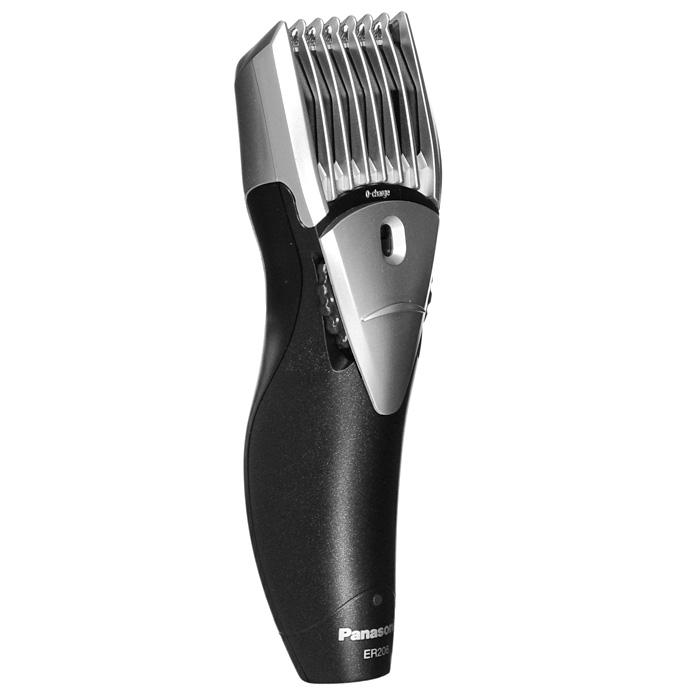 Panasonic ER-206K520ER206K520Panasonic ER-206 - машинка для стрижки волос, бороды и усов.