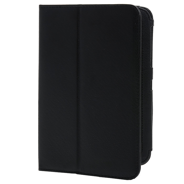 IT Baggage чехол для Samsung Galaxy Tab 7 P3100/P3110, Black (ITSSGT7202-1)ITSSGT7202-1IT Baggage для Samsung Galaxy Tab 2 7.0 - чехол-книжка с возможностью фиксации в горизонтальном положении.Предназначен для планшета Samsung P3100/3110, но можно использовать и для предыдущей модели P6200/6210.Обложка хорошо защищает поверхность экрана от механического повреждения, пыли или грязи. Даже при частомиспользовании в нём вашего планшетного компьютера, его хватит на несколько лет.Чехол выполнен из искусственной кожи с внутренней отделкой из текстиля с бархатистой фактурой. Фиксация на резинку не предусмотрена.
