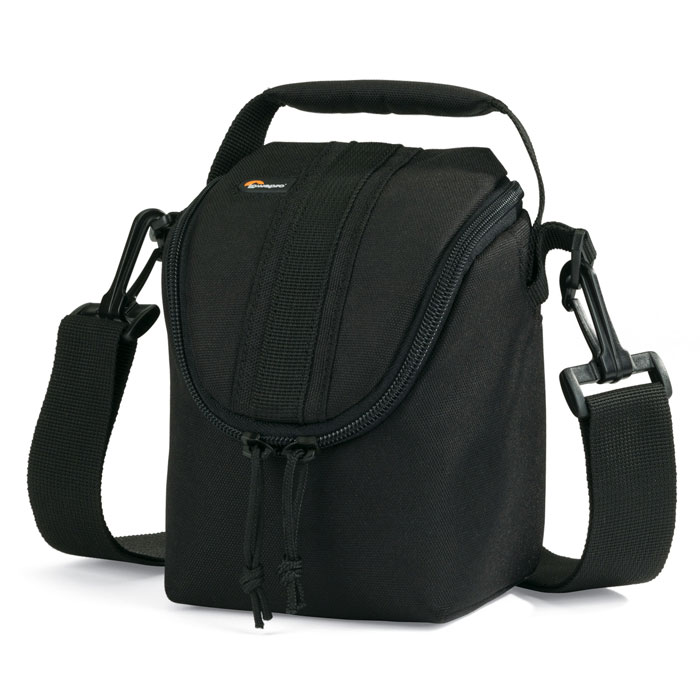 Lowepro Adventura Ultra Zoom 100, Black lowepro adventura sh140 ii black сумка для фотокамеры