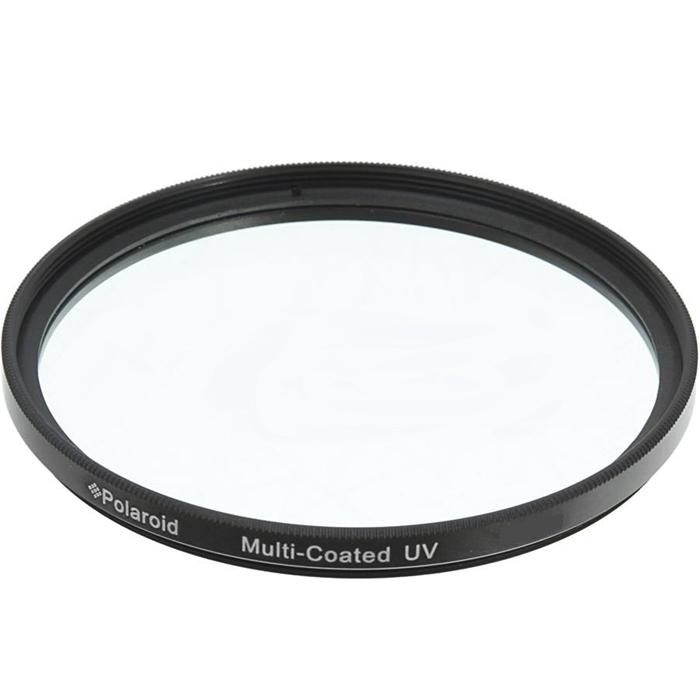 Polaroid MC UV 67mmPLFILUV67Ультрафиолетовый фильтр Polaroid MC UV с многослойным просветлением предназначен для защиты от ультрафиолетовых лучей, повышает контрастность снимков. Также фильтр защитит объектив от физических повреждений, пыли, капель и отпечатков пальцев.
