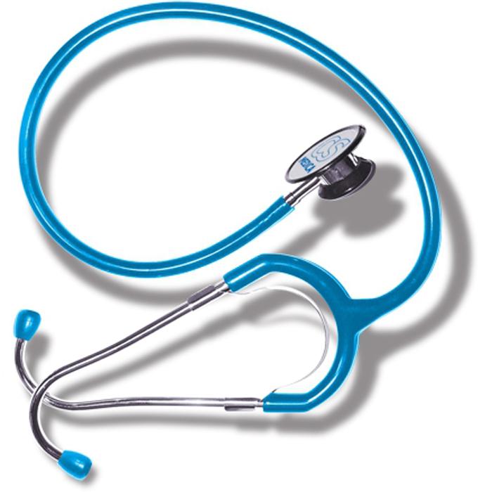 CS Меdica CS 417 стетофонендоскоп, Blue000 000 00047BlCS Меdica CS 417 стетофонендоскоп, который работает в одном из двух положений головки. Переключение прибора на работу с диафрагмой (функция фонендоскопа) или с коолколообразной чашечкой (функция стетоскопа) осуществляется поворотом головки на 180 градусов до щелчка.Большая и чувствительная диафрагма обеспечивает высокую разрешающую способность при аускультации сердечно-сосудистой системы, органов дыхания, а также внутренних органов брюшной полости.