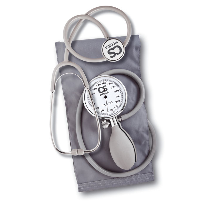 CS Medica CS-110 Premium тонометрУТ000000624Тонометр CS Medica CS-110 Premium предназначен для использования в медицинской практике: в больницах, поликлиниках, машинах скорой помощи, физиотерапевтических кабинетах, а также в домашних условиях.