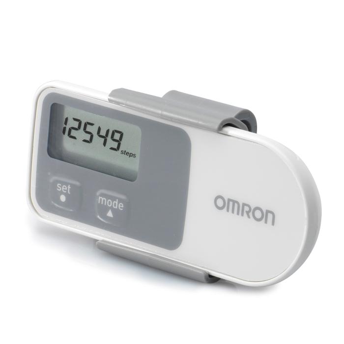 Omron HJ-320-E шагомер с 3D-сенсорной технологией подсчета шагов красота и уход omron шагомер hj 320 ru
