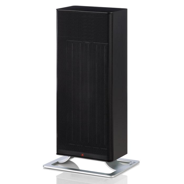 Stadler Form Anna Big A-021E, Black керамический обогревательA-021EКомпактный керамический обогреватель Stadler Form Anna - это эффективный прибор для создания безопасного и комфортного тепла в Вашем доме. Он имеет два уровня мощности, а заданная температура нагрева поддерживается в автоматическом режиме. Функция отключения при опрокидывании даст Вам абсолютную уверенность в безопасности, даже если в доме есть любознательное и активное домашнее животное.На сегодняшний день обогреватели с керамическим нагревательным элементом являются наиболее прогрессивным способом дополнительного отопления и обладают рядом бесспорных преимуществ. Во-первых, керамическийнагревательный элемент имеет специальное силиконовое покрытие, что делает обогреватель безопасным. Во-вторых, такой нагревательный элемент не подвержен ни термическому износу, ни физическому разрушению, ни окислению, поэтому прибор будет служить долго, надежно и эффективно. Также, важным преимуществом таких обогревателей является то, что они безопасны для здоровья, так как не сжигают кислород.