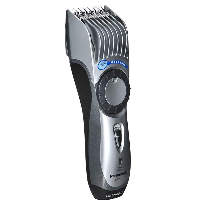 Panasonic ER-217S520 машинка для стрижкиER217S520ER-217S520- надёжная машинка для стрижки волос, бороды и усов от Panasonic.