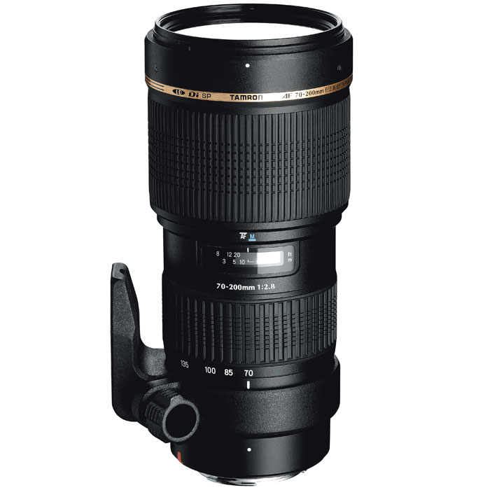 Tamron SP AF 70-200mm F/2.8 Di LD Macro, Canon - Объективы