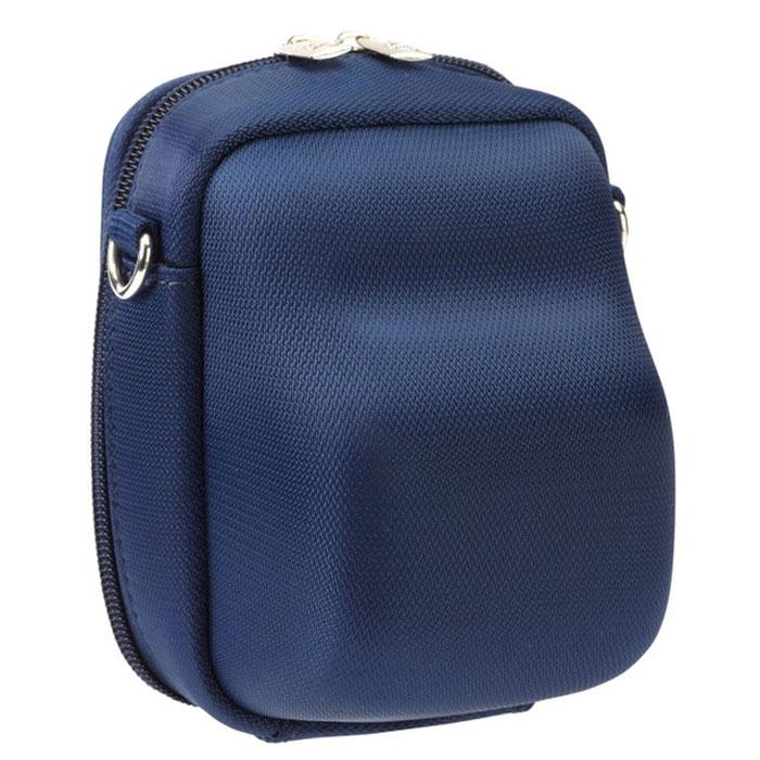 Riva 7118-M (PS) Digital Case, Dark Blue сумка для фотокамеры6415Чехол Riva 7118-M (PS) Digital Case подходит для большинства камер формата High/Ultra zoom и компактных видеокамер. Жесткий чехол создан из высококачественного материала EVA специально для защиты цифровых фото и видеокамер от внешних воздействий.