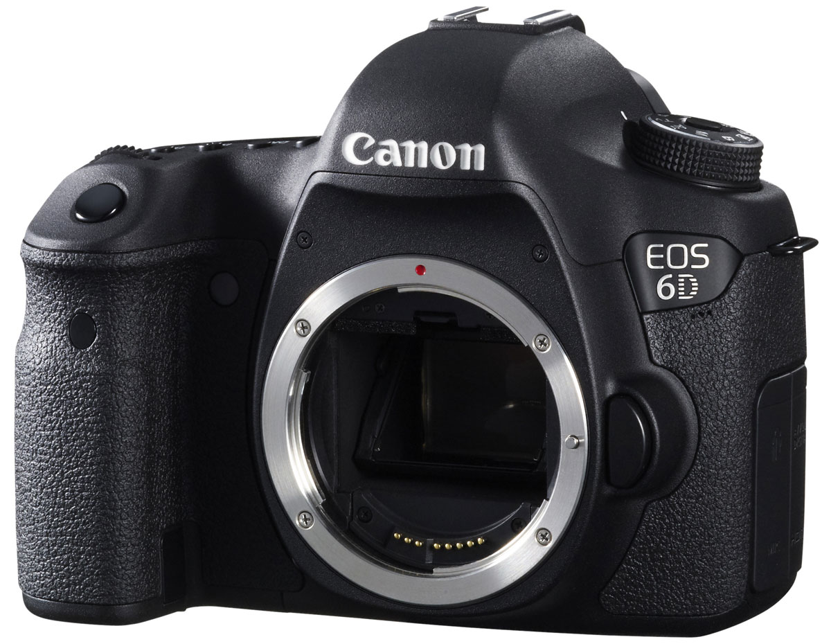 Canon EOS 6D Body - Зеркальные фотоаппараты