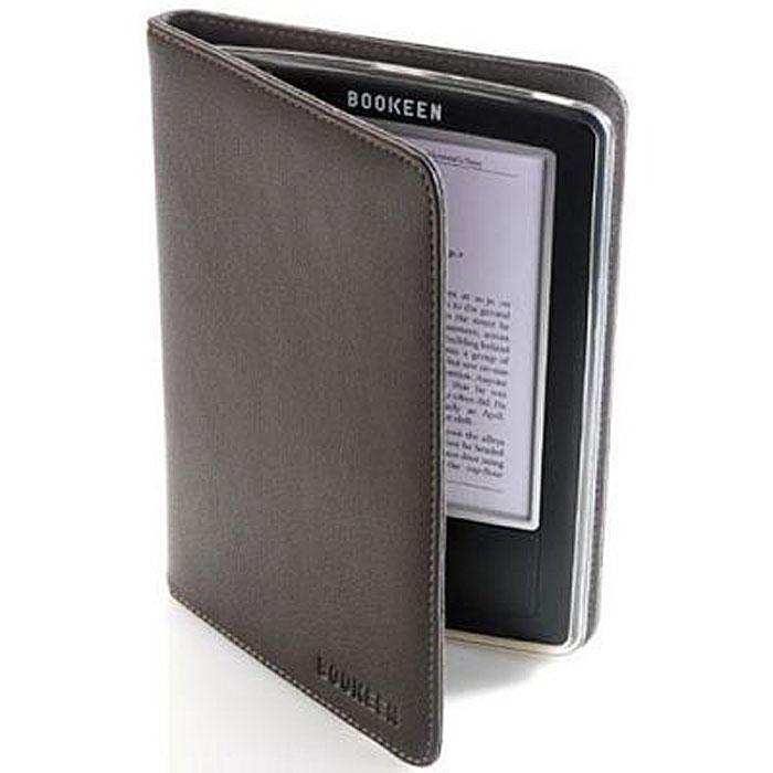 Bookeen чехол-обложка для Cybook Odyssey, BrownCOVERCOY-CBС чехлом Bookeen ваша электронная книга Cybook Odyssey приобретет индивидуальность и элегантность. Кроме того, он поможет сохранить корпус устройства, не позволяя образовываться на нем царапинам и потертостям.