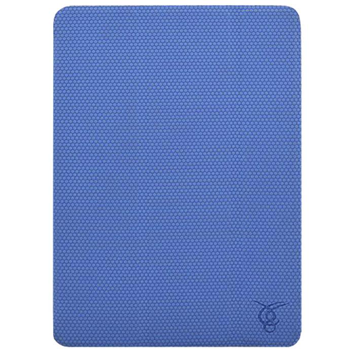 Vivacase Smart LuXus чехол для iPad Mini, Blue(VAP-AC00307- blue)VAP-AC00307- blueКачественный чехол Viva Smart LuXus для iPad mini защищает Ваш планшетный компьютер с двух сторон, переводит в его спящий режим при закрытии, а также может быть использован как подставка.Заднюю часть планшета защищает пластиковый каркас, который плотно защелкивается, оставляя открытыми камеру, динамики и кнопки управления планшетом. Верхняя крышка - обтянутые мягкой тканью магнитные пластины, которые переводят планшет в спящий режим при закрытии. Они же складываются в подставку, используя которую планшет можно установить в удобное положение на столе для просмотра видео или чтения. Внутри устройство крепится с помощью каркаса X-back изготовленного из плотной резины.Внешняя поверхность чехла полностью покрыта резиновой накладкой с протектором. Благодаря ей планшет не скользит на гладких поверхностях и надежно лежит в руках. Он надежно защищает планшет от появления царапин и при этом практически не увеличивает размеров самого устройства.