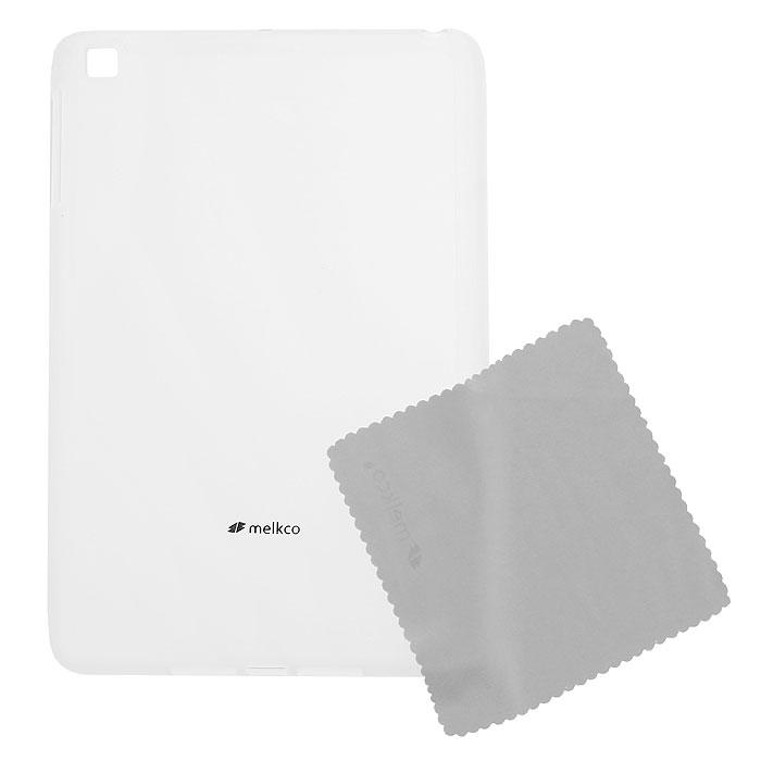 Melkco пластиковый чехол для iPad Mini, ClearAPIPMNTPLT1BKWETSСтильный и ультратонкий чехол Melkco для iPad Mini разработан с целью обеспечения легкого управления Вашим мобильным устройством. Изготовлен из прочного материала новейших технологий. Защищает от царапин.