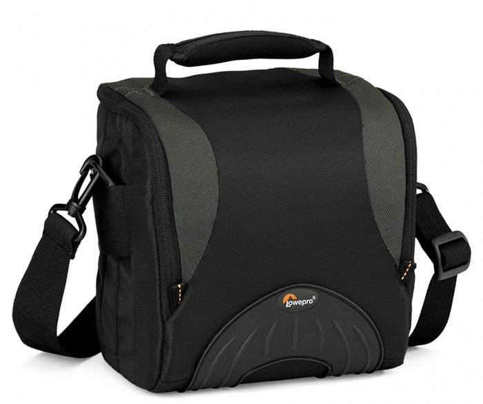 Lowepro Apex 140 AW, Black сумка для ф/аппаратуры lowepro 100 aw apex