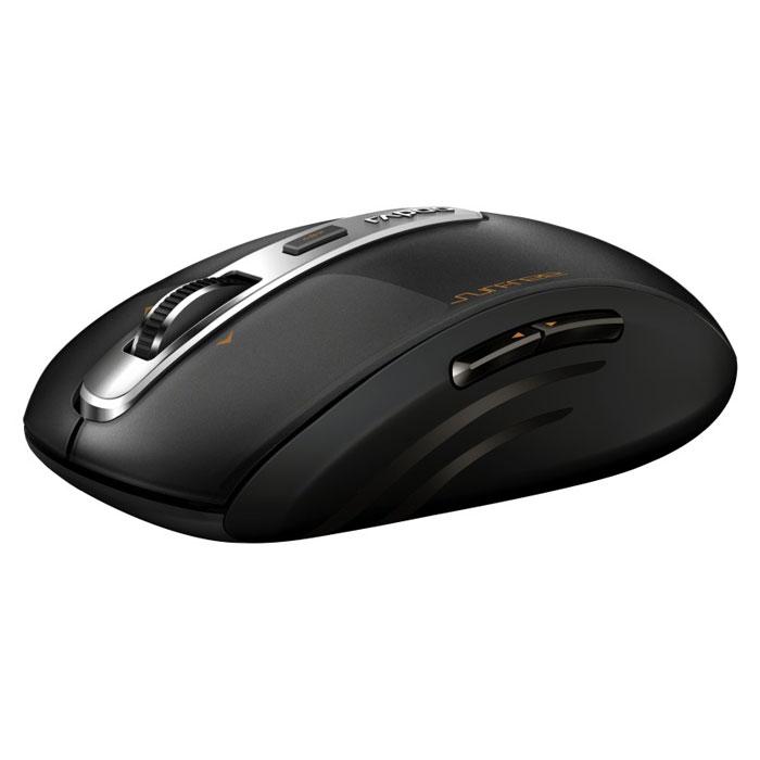 RAPOO 3920P, Black беспроводная лазерная мышьRP_3920p_BlackБеспроводная лазерная мышь RAPOO 3920P подойдет для работы на ПК и ноутбуке.
