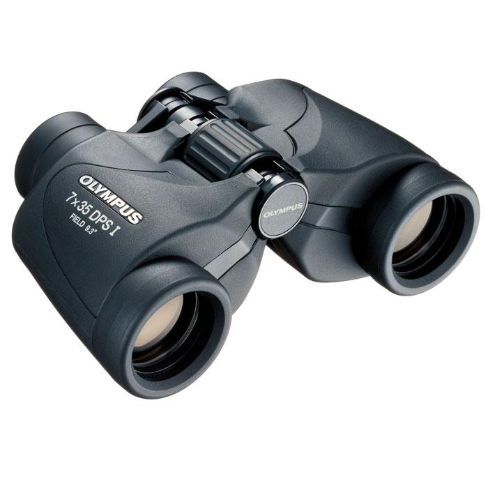 Olympus 7x35 DPS I бинокльN1240282Когда Вы наблюдаете за спортивным событием не из первого ряда, бинокль Olympus 7x35 DPS-I поможет Вам перенестись в самый центр событий. А наличие диоптрийной коррекции позволит пользователям с плохим зрением также насладиться мероприятием.Угловое поле зрения реальное 9.1°Угловое поле зрения видимое 65.1°Регулировка расстояния между зрачками 60-70 ммДиоптрийная поправка ±2D