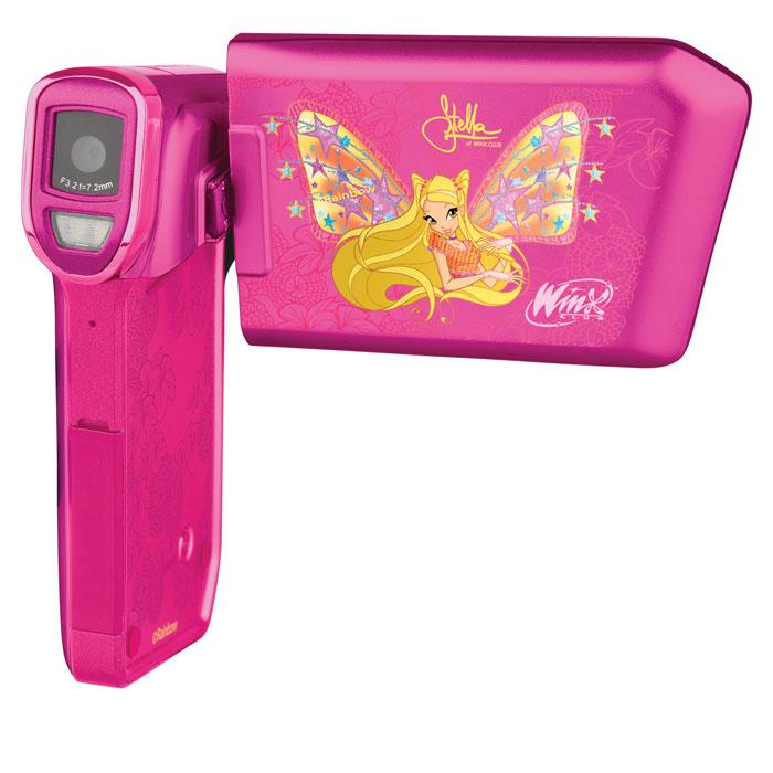 Vitek Winx 4402 Stella видеокамераWX-4402Благодаря большому объему памяти волшебная видеокамера Vitek Winx 4402 позволит снимать длинные видеоролики. Также данную видеокамеру можно использовать и как фотоаппарат.Светодиодная вспышкаПоддержка карт памяти объемом до 16 ГБЕмкость аккумулятора: 800 мАч