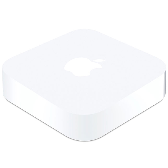 Apple AirPort Express MC414 Wi-Fi-точка доступа (MC414RU/A) - Сетевое оборудование