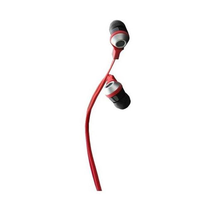 Cowon EM1, Red наушники15115367Наушники Cowon EM1 – наушники вставного типа. Модель имеет симметричный плоский провод. Наушники отличаются сбалансированным звучанием на всем частотном диапазоне.