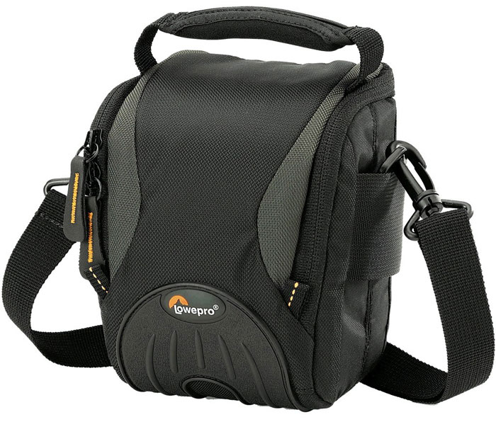 Lowepro Apex 120 AW черный lowepro apex 140 aw black сумка для ф аппаратуры