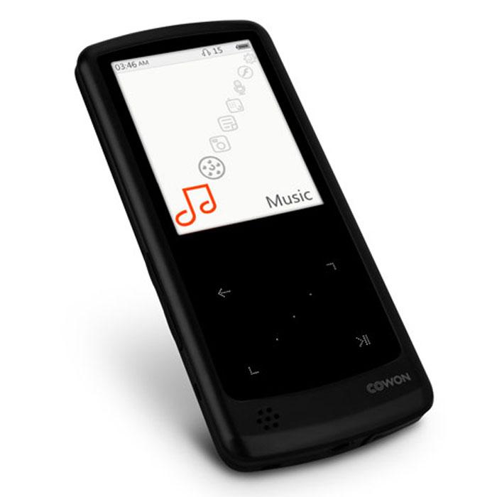 Cowon iAudio 9+ 32GB, Black mp3-плеер15116476MP3-плеер Cowon iAudio 9+ является обновлённой версией модели iAudio 9 с увеличенной максимальной памятью и пакетом звуковых эффектов JetEffect 5.0, включающим 44 пресета и 4 пользовательских настройки. Устройство оснащено большим дисплеем, на который можно выводить видео, графику и текст, а также мощным звуком, диктофоном, динамиком изменённой формы и FM-тюнером.Плеер выполнен в форм-факторе мобильного телефона, он имеет панель сенсорного управления и лёгкий тонкий корпус. При этом одного заряда аккумулятора хватает на довольно длительное время. Cowon iAudio 9+ может похвастаться традиционно долгим временем воспроизведения: видео – до 7 часов, аудио – до 29 часов непрерывного прослушиванияiAudio 9+ оснащён системой обработки звука BBE+, являющейся технологией нового поколения плееров COWON. Предусмотрена поддержка аудиоформатов без потери качества FLAC и APE. iAudio 9+ выпускается в трёх вариантах: с объемом памяти 8, 16 и 32 ГБ.