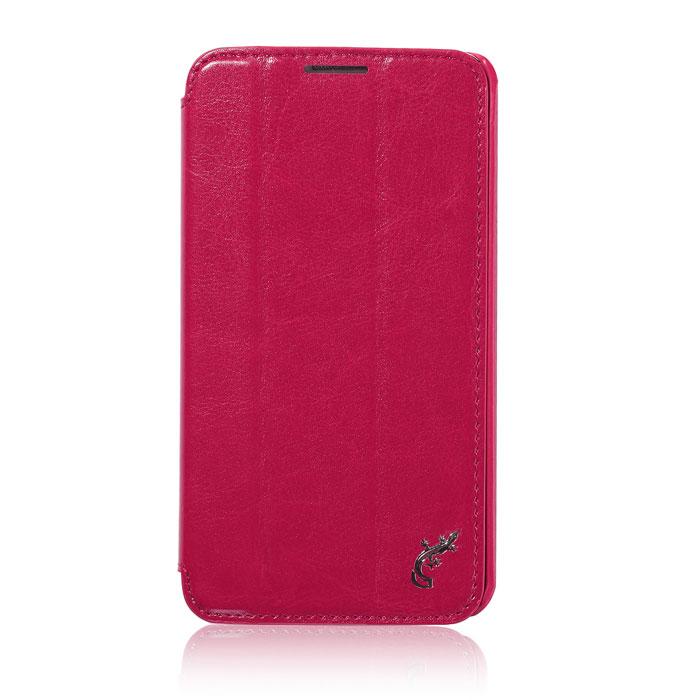 G-case Slim Premium чехол для Samsung Galaxy Note 3, PinkGG-181Чехол G-Case Slim Premium для Samsung Galaxy Note 3 разработан с учётом образа жизни пользователя Samsung Galaxy Note 3. Этот чехол-обложка, надежно защитит Ваш смартфон от ударов и царапин. В чехле предусмотрены все вырезы для динамиков, портов и камер, так что Вам не придется доставать свой гаджет из чехла. Возьмите его с собой в спортзал, в поход, в магазин или на вечеринку. Чехол Case Slim Premium для Samsung Galaxy Note 3 это отличная комбинация стиля и надежности.