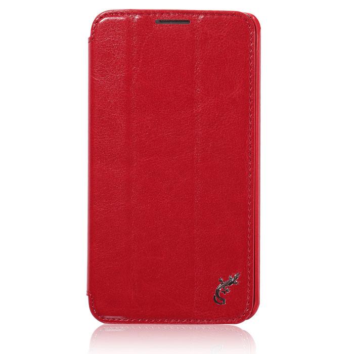 G-case Slim Premium чехол для Samsung Galaxy Note 3, RedGG-182Чехол G-Case Slim Premium для Samsung Galaxy Note 3 разработан с учётом образа жизни пользователя Samsung Galaxy Note 3. Этот чехол-обложка, надежно защитит Ваш смартфон от ударов и царапин. В чехле предусмотрены все вырезы для динамиков, портов и камер, так что Вам не придется доставать свой гаджет из чехла. Возьмите его с собой в спортзал, в поход, в магазин или на вечеринку. Чехол Case Slim Premium для Samsung Galaxy Note 3 это отличная комбинация стиля и надежности.