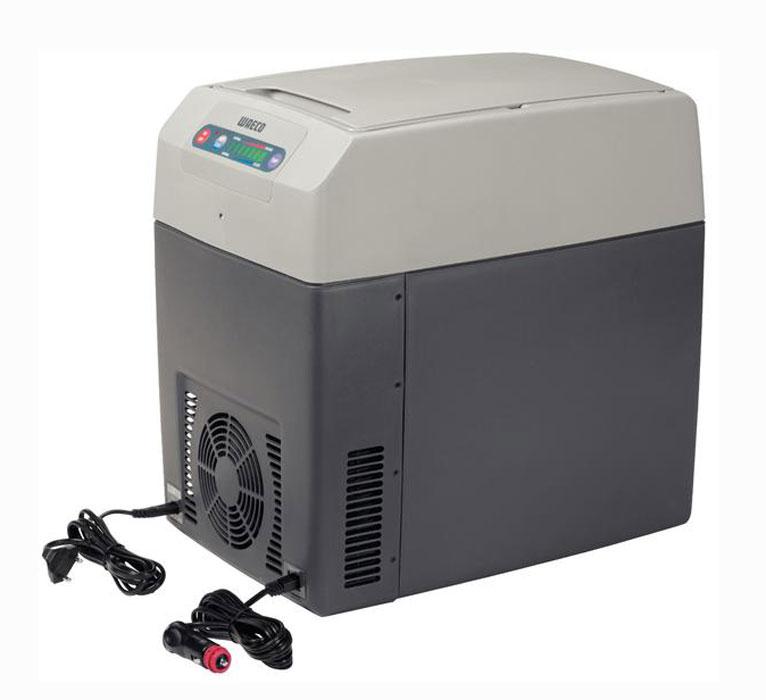 WAECO TropiCool TC-21FL мобильный холодильник 20 лTC-21FL-ACТермоэлектрический холодильник WAECO TropiCool TC-21FL со специальной TC электроникой обеспечивает охлаждение до 30°C ниже температуры окружающей среды и нагрев до +65°C. Сенсорная панель управления дает возможность индивидуально настроить температуру, выбрав один из семи уровней: от +1°C до +15°C в режиме охлаждения или от +50°C до +65°C в режиме нагрева. С помощью специальной функции можно сохранить в памяти последние настройки.