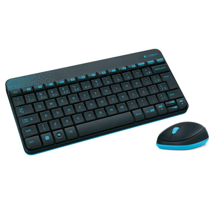 Logitech MK240 (920-005790) клавиатура + мышь - Клавиатуры и мыши