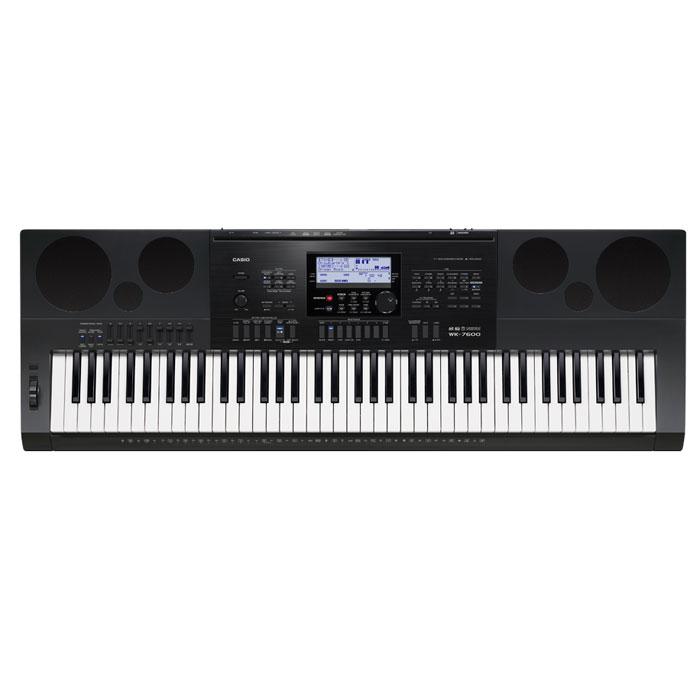 Casio WK-7600 синтезатор - Клавишные инструменты и синтезаторы