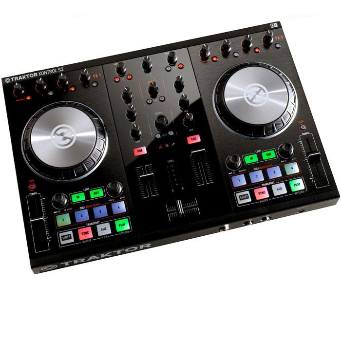 Native Instruments Traktor Kontrol S2 Mk2 DJ-контроллер - DJ-оборудование