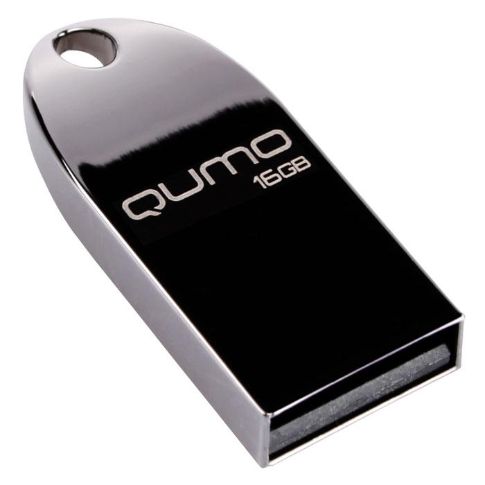 QUMO Cosmos 16GB, BlackQM16GUD-CosУникальная флэшка QUMO Cosmos – это надежное, современное устройство для хранения и перемещения информации. Обтекаемый ультрапрочный корпус из цинкового сплава превосходно защищает флешку от механических повреждений. Отсутствие колпачка делает использование QUMO Cosmos максимально удобным, а благодаря использованию СОВ технологии производства флеш-чипов, накопитель является влагозащищённым.