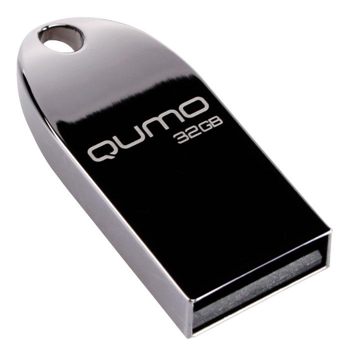 QUMO Cosmos 32GB, DarkQM32GUD-Cos-DУникальная флэшка QUMO Cosmos – это надежное, современное устройство для хранения и перемещения информации. Обтекаемый ультрапрочный корпус из цинкового сплава превосходно защищает флешку от механических повреждений. Отсутствие колпачка делает использование QUMO Cosmos максимально удобным, а благодаря использованию СОВ технологии производства флеш-чипов, накопитель является влагозащищённым.