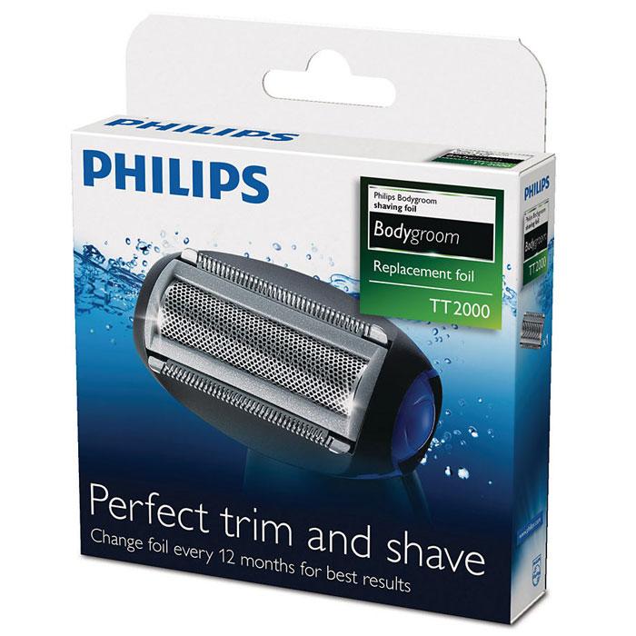 Philips TT2000/43 бритвенная головка для триммеров серий TT2021–TT2030TT2000/43Сменная бритвенная головка с сеткой TT2000/43 для триммера для тела Philips серий TT2021-TT2030.Использование на влажной и сухой коже для применения в душе и легкой очистки:100% водонепроницаемость этой бритвы Philips позволяет с удобством сбривать и подравнивать волосы в душе, а также гарантирует простоту очистки. Безопасна и не вызывает раздражения, очень удобна для сбривания волосков на теле.