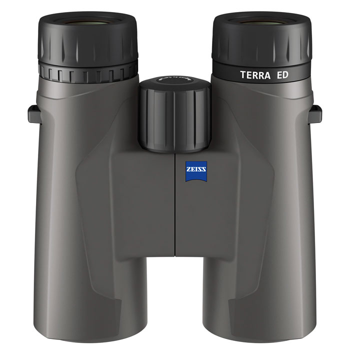 Carl Zeiss 10x42 Terra ED, Grey бинокль - Бинокли