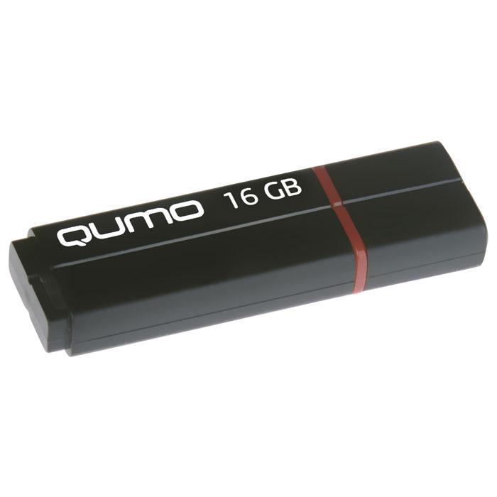 QUMO Speedster 3.0 BL 16GBQM16GUD3-SP-blackQUMO Speedster – высокоскоростной флеш-накопитель с «умным колпачком», который надевается на оба конца корпуса. Эта полезная функция не позволит колпачку потеряться. QUMO Speedster позволяет легко осуществлять хранение и перенос различного рода информации, например, музыкальных файлов, фотографий, документов и других важных для Вас файлов. Устройство совместимо с высокоскоростными стандартами USB 2.0 (Hi-Speed) и USB 3.0 (SuperSpeed).