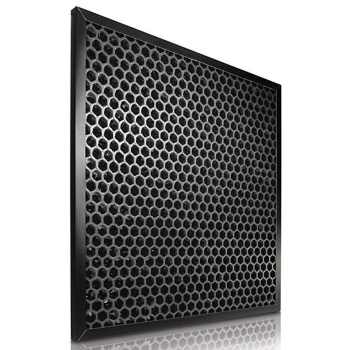 Philips AC4123/02 сменный угольный фильтр для AC4004, 1 штAC4123/02Угольный фильтр высокой абсорбции Philips AC4123/02 эффективно улавливает запахи и различные вредные газы, включая формальдегид.Функция оповещения системы контроля качества воздуха своевременно предупреждает Вас о необходимости замены фильтра. В случае если замена заполненного фильтра не произведена вовремя, устройство перестанет работать. Благодаря функции блокировки системы контроля качества воздуха Вы всегда будете дышать чистым воздухом.