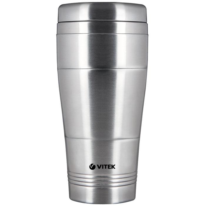 Vitek VT-1520(SR) термокружкаVT-1520(SR)Термокружка Vitek VT-1520(SR) для кофеварки Vitek VT-1510(BK) сохранит ваш напиток горячим в течение долгого времени, что позволит вам насладиться его вкусом и ароматом в полной мере.