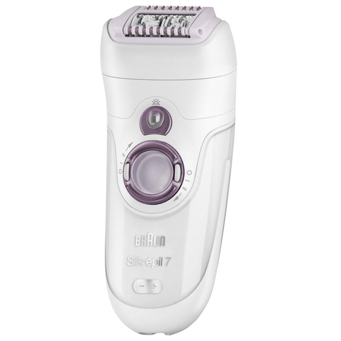 Braun Silk-epil 7 SkinSpa 7951 эпилятор braun silk epil eversoft deluxe цена