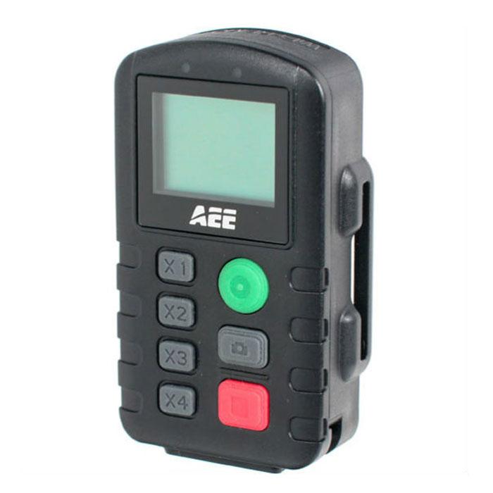 AEE S51RE пульт для камерыS51REAEE S51RE - пульт управления для экшн-камер AEE. Обладает поддержкой технологии Wi-Fi, имеет кнопки переключения угла - от малого до широкого, кнопки включения и остановки записи, кнопку спуска затвора, а также USB-порт.