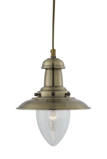 Подвесной светильник ARTELamp Fisherman A5518SP 1ABA5518SP-1AB