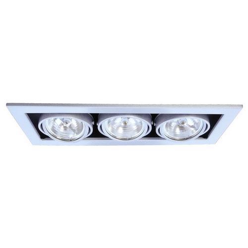 Встраиваемый светильник ARTELamp Technika A5930PL 3SIA5930PL-3SI